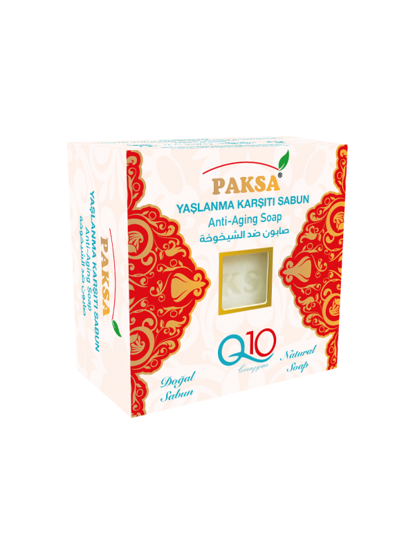 Q10 ANTIAGING SOAP